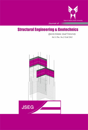 Journal of Structural Engineering and Geo-Techniques